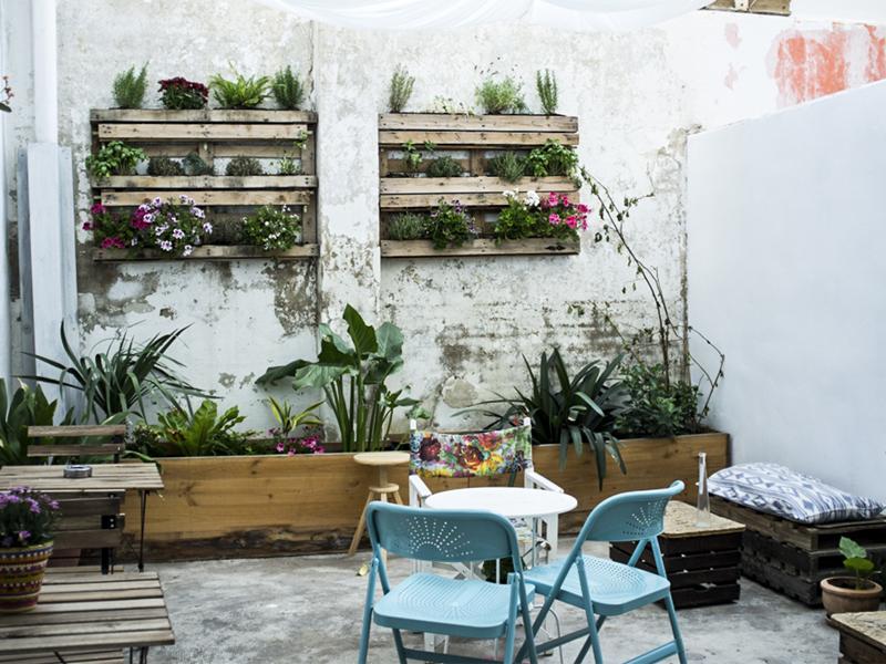10 terrazas que no te puedes perder en valencia for Terrazas vintage