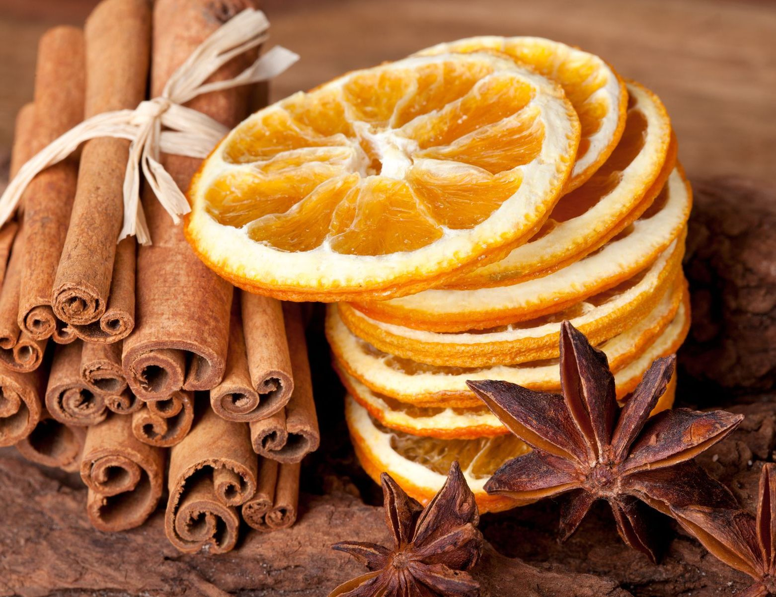 naranja canela