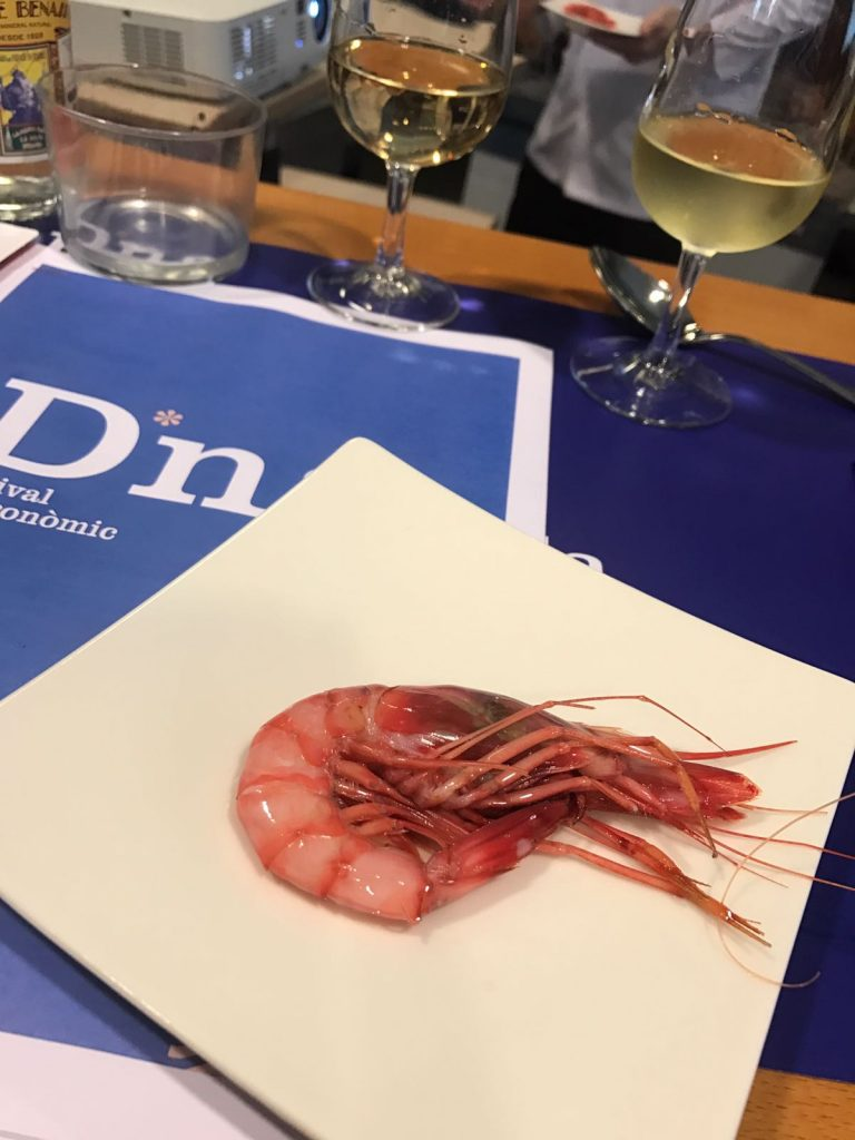 D nia crea un festival homenaje a la gastronom a for Cocinar tintorera