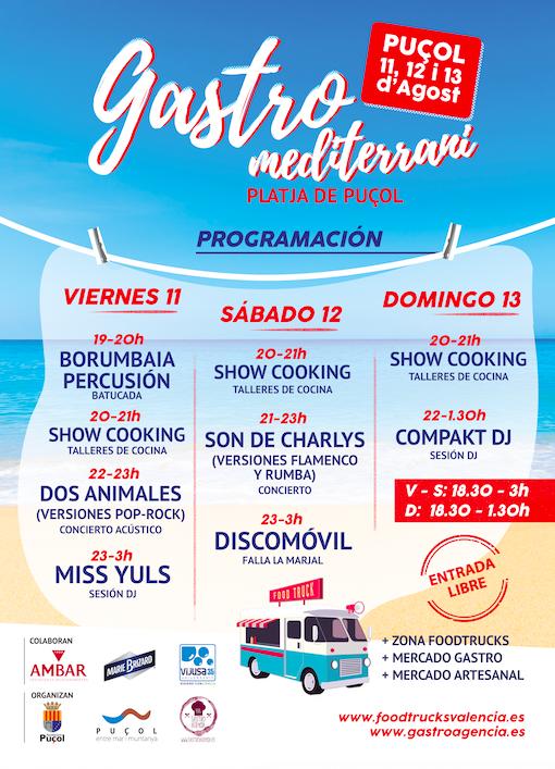 Gastromediterrani-Food-trucks-market-música-y-una-experiencia-refrescante-en-la-playa-de-Puçol