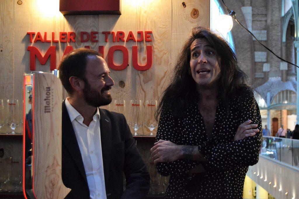 Gastroagencia entrevista a Mario Vaquerizo