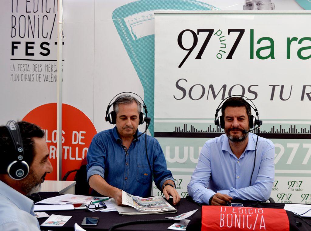 Conoce desde dentro Bonica Fest de la mano de Carlos Galiana