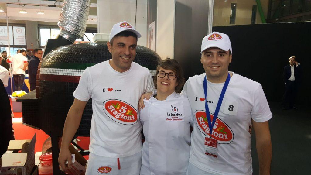 """Xavi Bo, subcampeón de España en el 3º Trofeo """"Pizza d'Autore"""""""