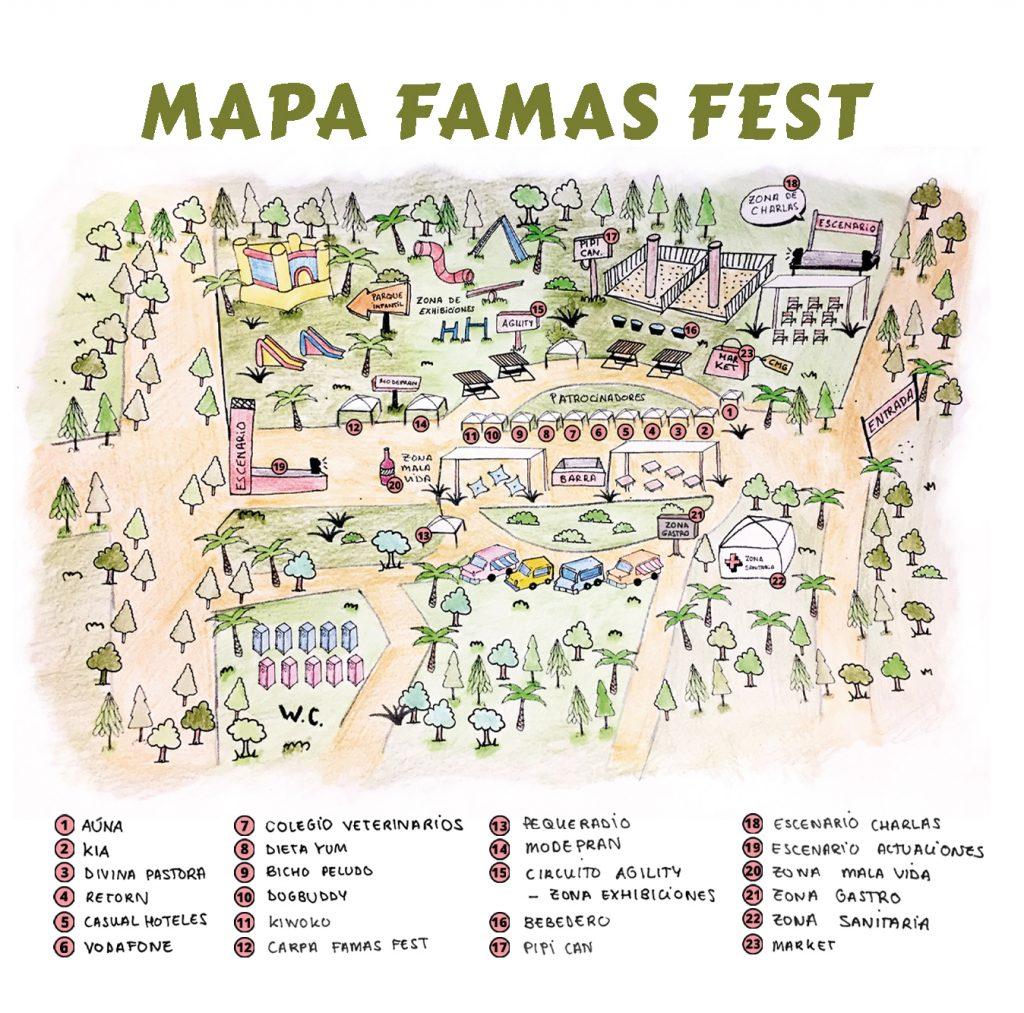 ARRANCA ESTE FIN DE SEMANA EN VALENCIA EL PRIMER FESTIVAL PARA FAMILIAS Y MASCOTAS DE EUROPA: BIENVENIDOS AL FAMAS FEST