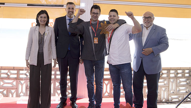 El Avenida 2.0 de Massamagrell gana el III Concurso Nacional de Paella de Cullera