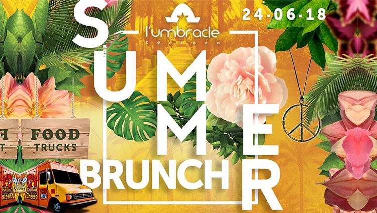 Summer Brunch Umbracle