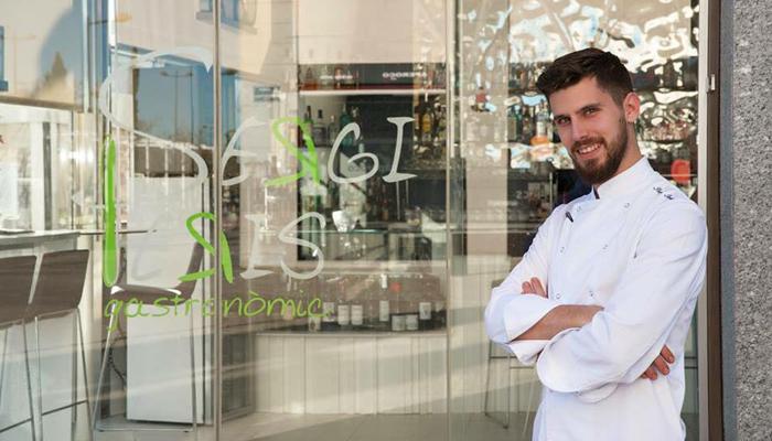 Entrevista a... Sergi Peris Navarro. Chef y dueño de Sergi Peris Gastronòmic