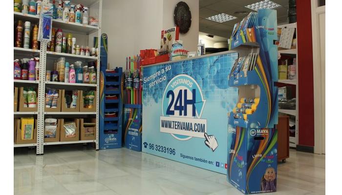 TERVAMA un mundo de soluciones en limpieza e higiene profesional