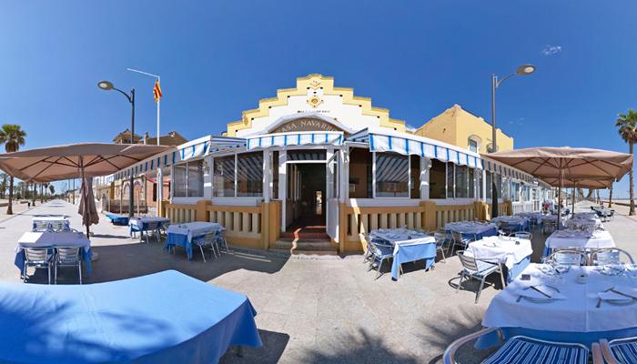 ¿Hablamos de auténtica paella valenciana? Casa Navarro