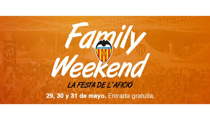 ¿Qué hacemos este finde?: ¡Streetfood y diversión en Valencia Family Weekend!