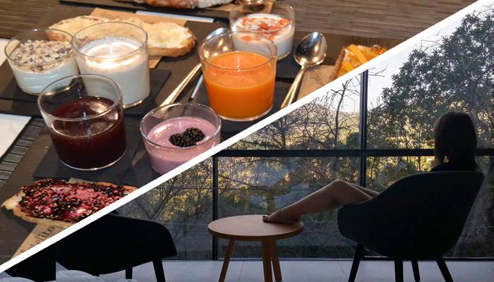 ¿Qué hacemos este finde?: ¡Desayunos cromáticos y un hotel con mucho encanto!