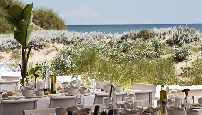 7 restaurantes de playa para despedir el verano