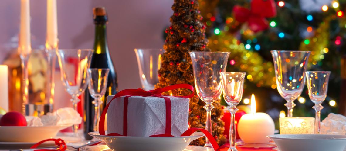 5 restaurantes donde celebrar la Navidad