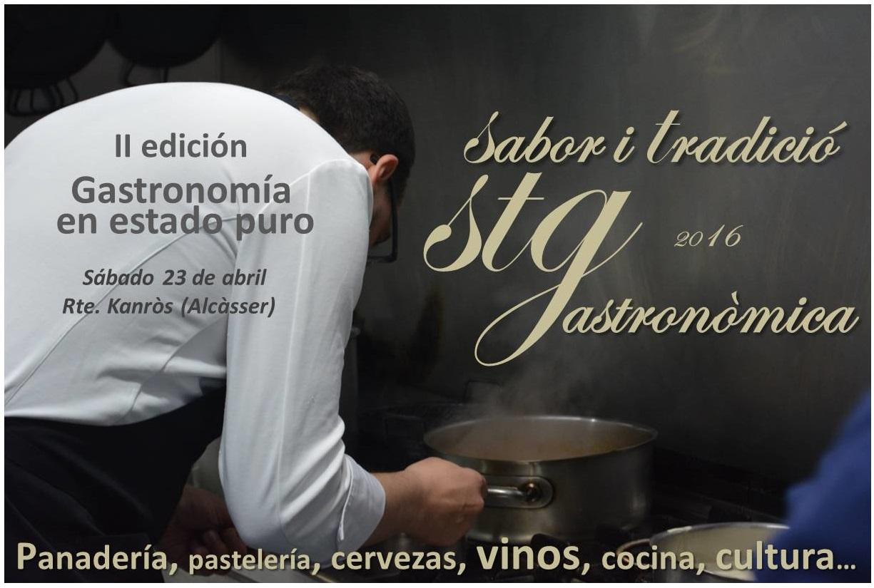 II Jornada Gastronómica - Sabor i Tradició Gastronòmica