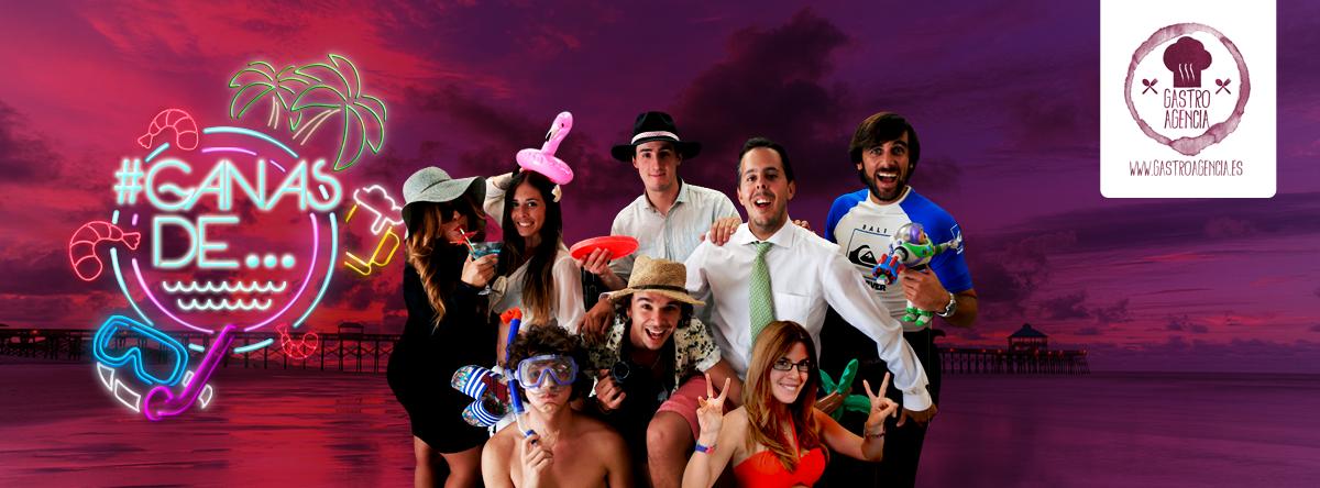 #ganasde... ¡La campaña del verano de gastroagencia!
