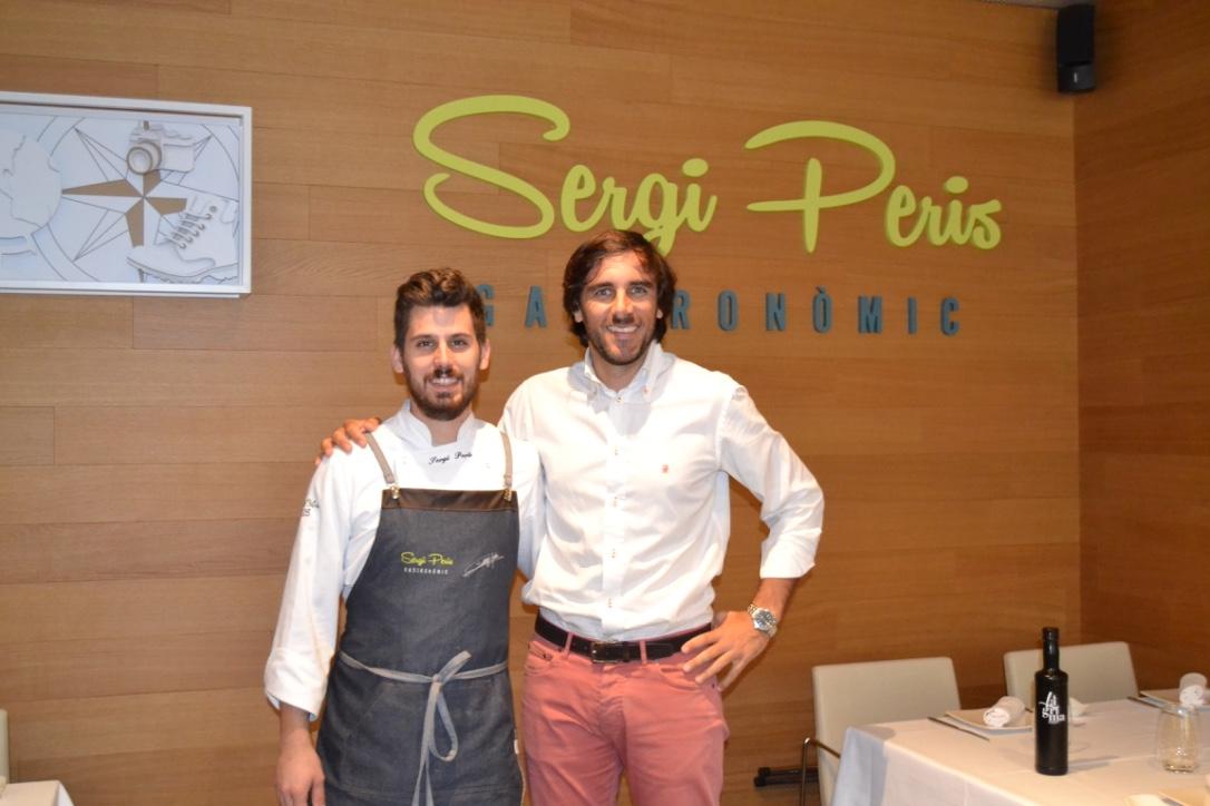 Hoy hablamos con... Sergi Peris