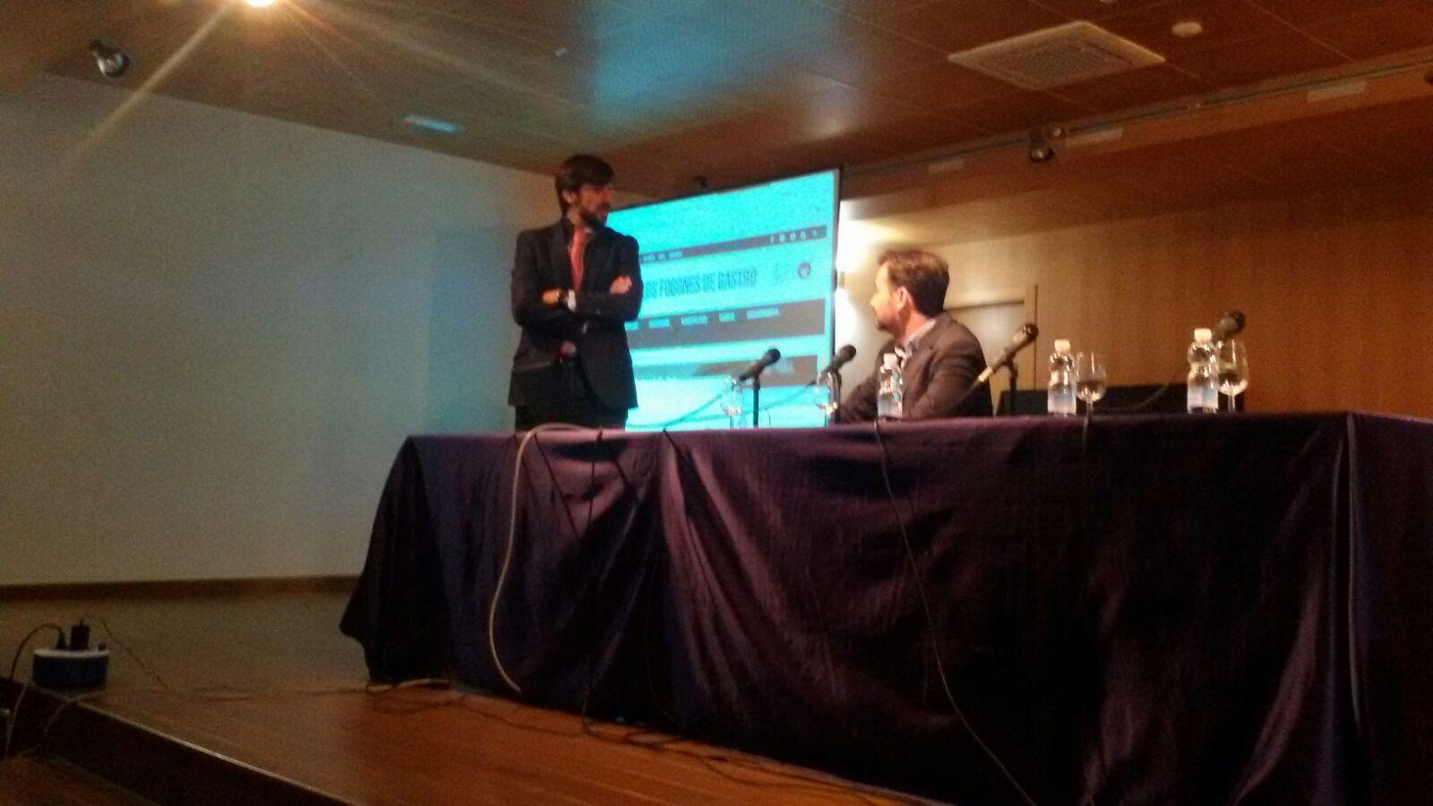Gastroagencia acude como ponente a la charla sobre 'Retos y oportunidades de los restaurantes en el siglo XXI'