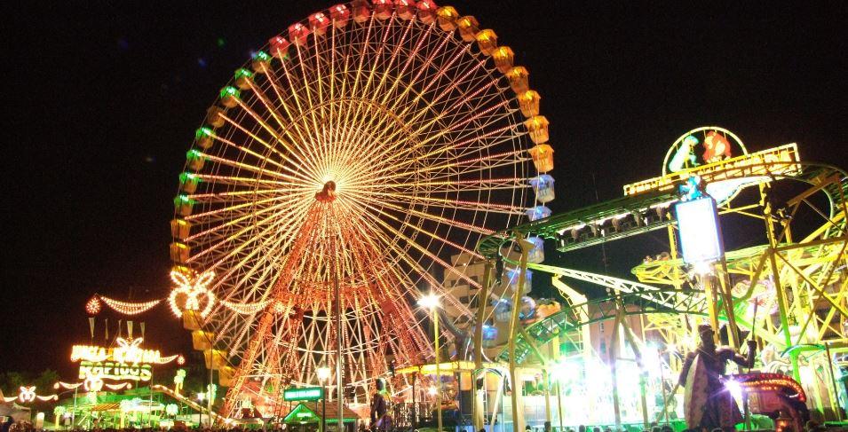 ¿Qué hacemos este finde?: ¡Feria de atracciones, Patinaje sobre hielo, Christmas Market y Expojove!