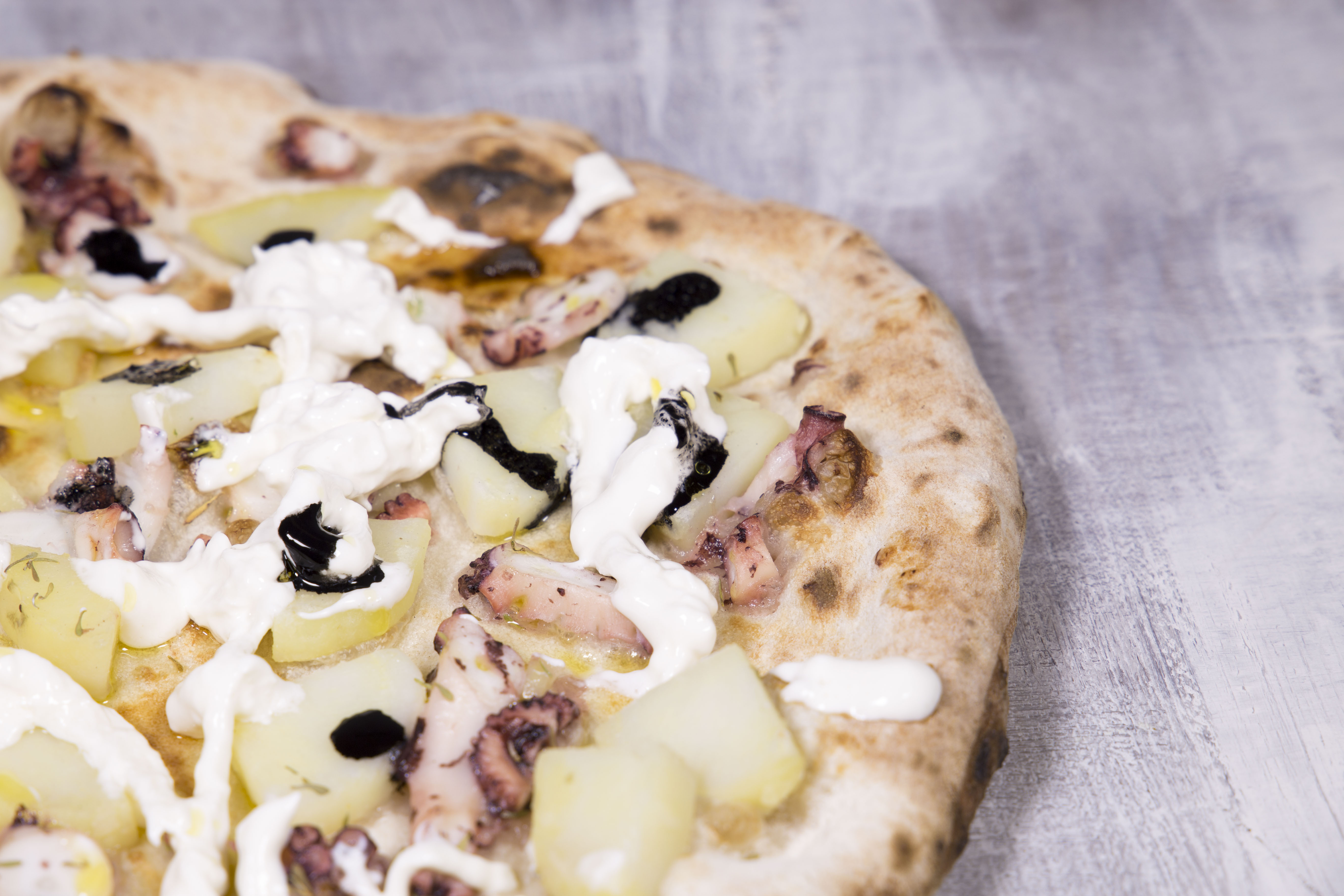 Llega a Valencia la auténtica pizza napolitana