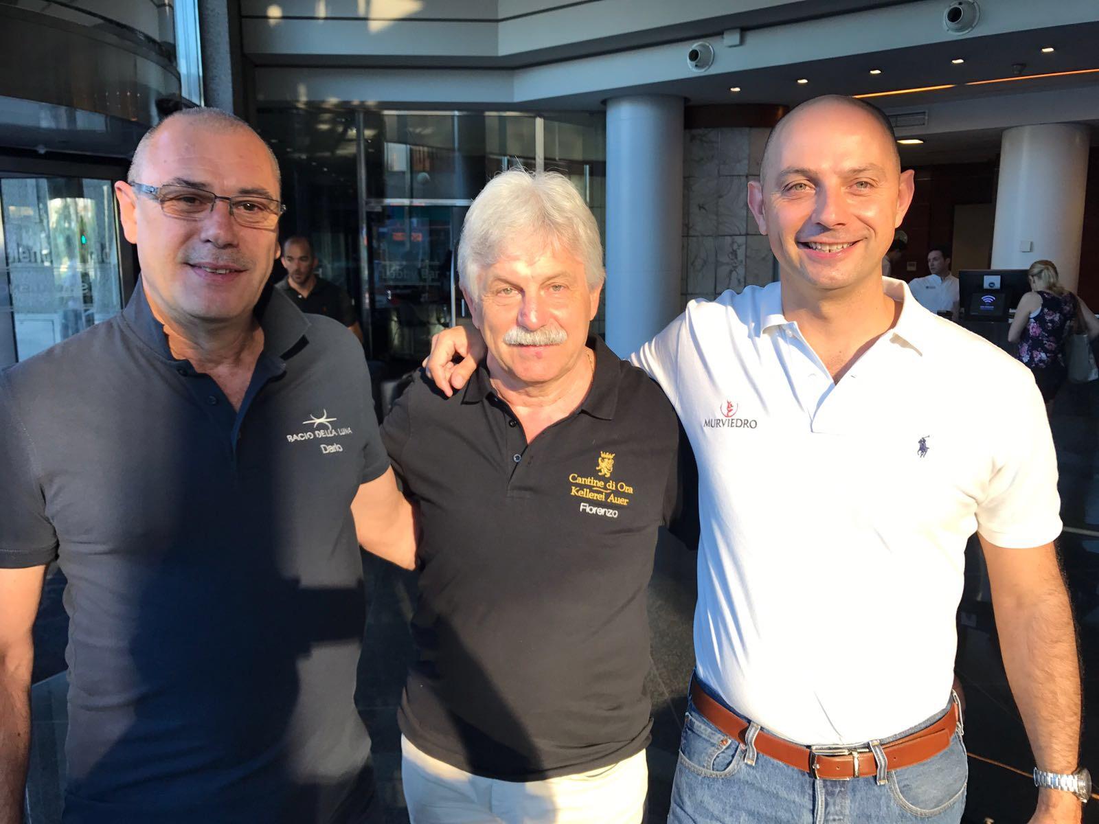Los enólogos del Grupo Schenk seleccionan un Bobal de Cepas Viejas para el vino homenaje de Bodegas Murviedro