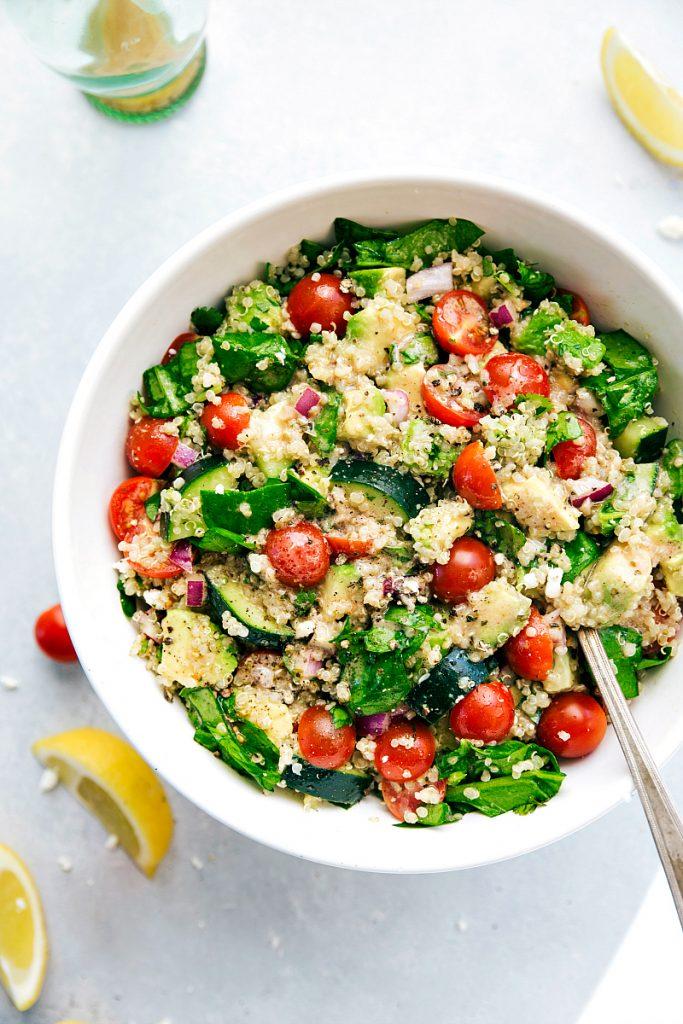 Mejores recetas healthy para el verano
