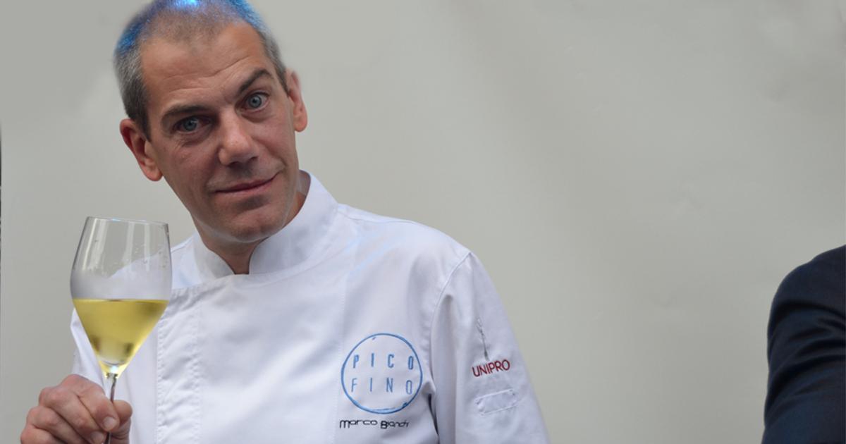 Hoy conocemos a Marco, chef y gerente de PICO FINO GASTROBAR