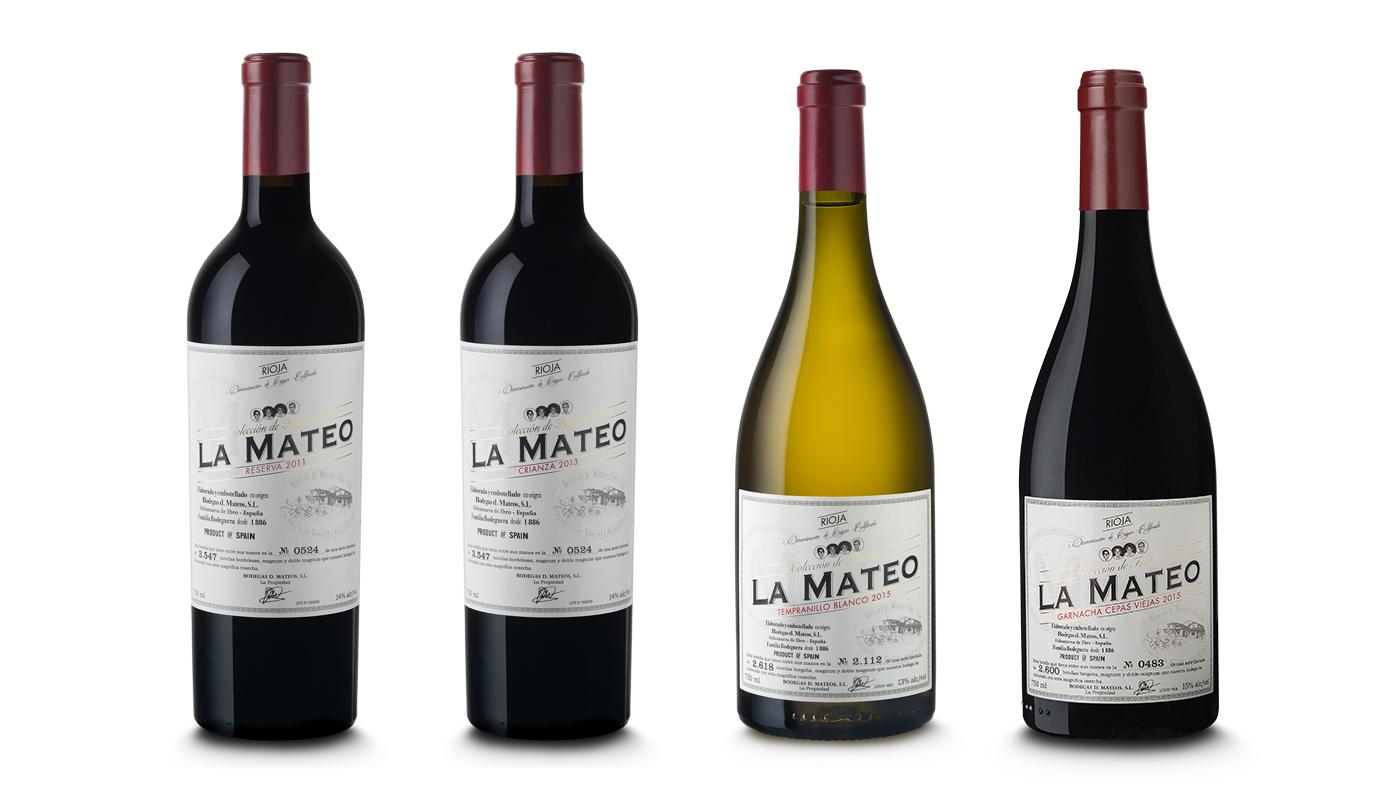 De la mano de la distribuidora Valenciana Mansiega Wine abre: Bodegas D.Mateos