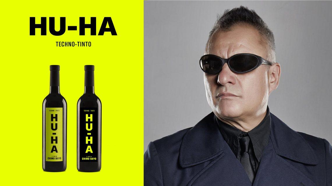 HUHA: Bodegas Arráez crea el primer technovino junto a Chimo Bayo