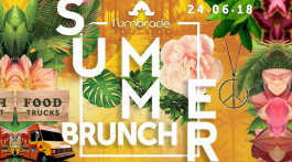 Summer Brunch Umbracle
