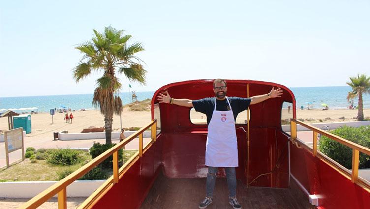 gastronomía y food trucks carceller