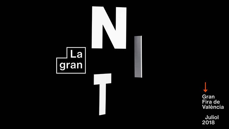 LA GRAN NOCHE DE LA FIRA DE VALENCIA LLENA LA CIUDAD DE ESPECTÁCULOS Y DIVERSIÓN