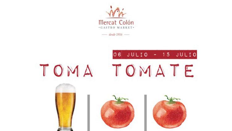 mercado colon tomate