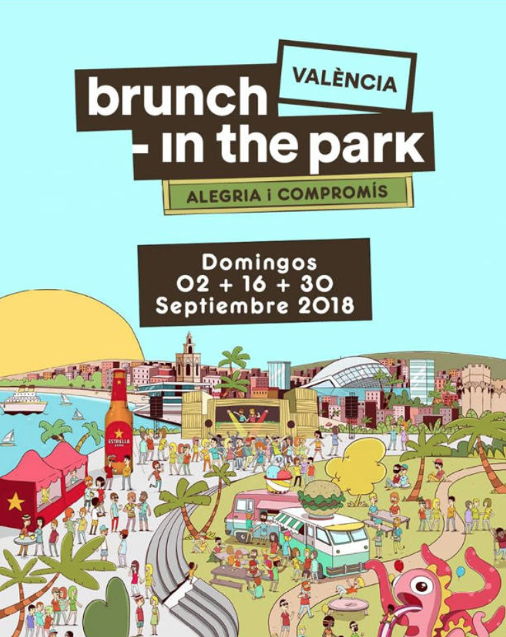 brunch- in the park