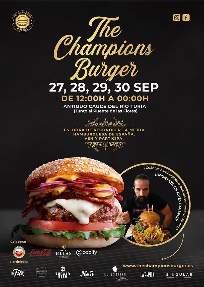 Champions Burger