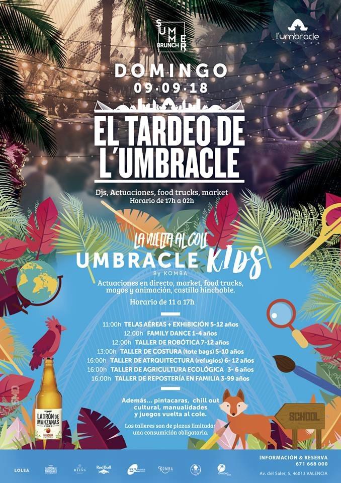 Tardeo Umbracle