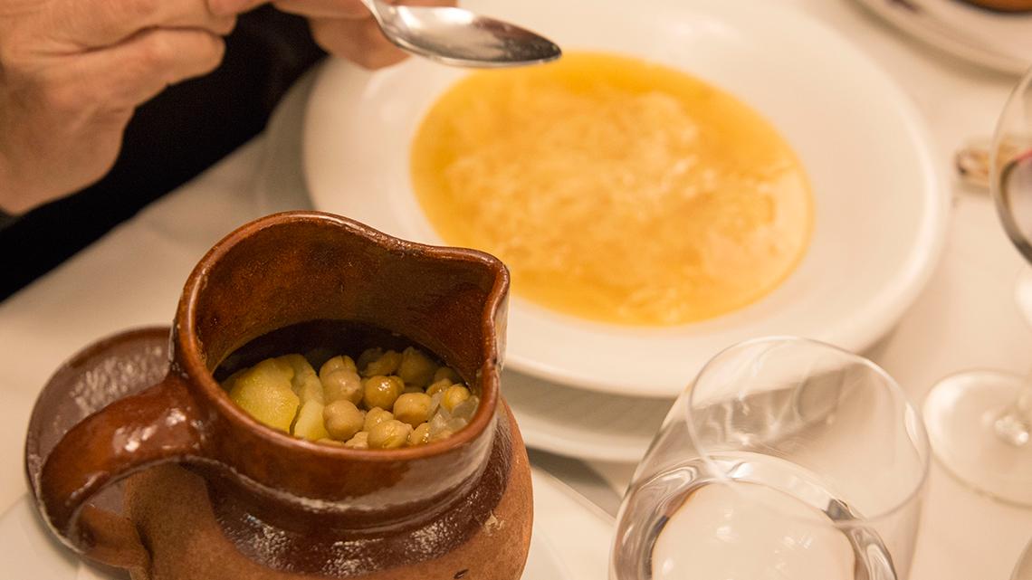 Top 5 Restaurantes de cocidos: comida casera de invierno.
