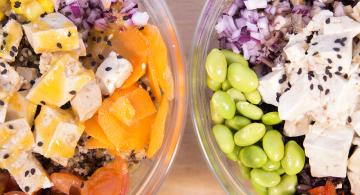 City Poké trae a Valencia una cocina healthy, rápida y deliciosa