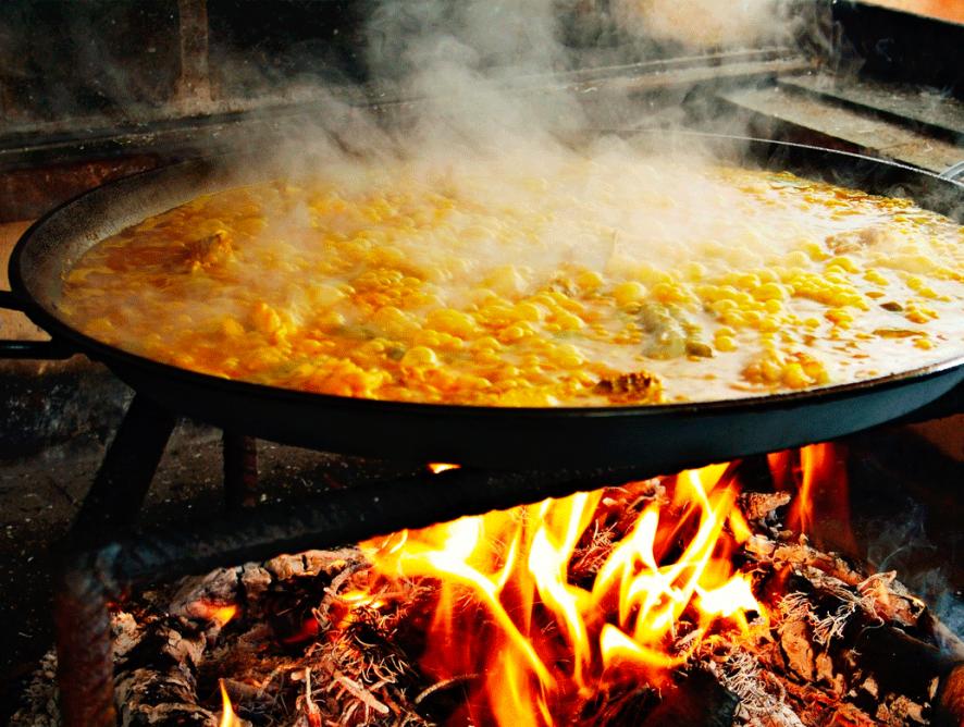 Mejores restaurantes de auténtica cocina valenciana
