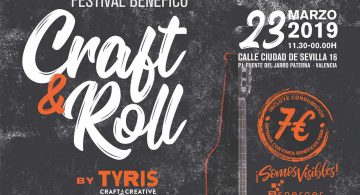Craft&Roll by Tyris: festival benéfico