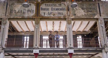 Hoy conocemos a los creadores del Mercado Gastronómico San Vicente, David y Juan