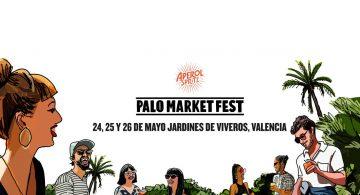 ¿Qué hacemos este fin de semana en Valencia? Palo Market, cine y Pablo Alborán
