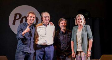 """""""Sangre de Horchata"""", el homenaje de Fartons Polo y Paco Roca al pueblo de Alboraya"""