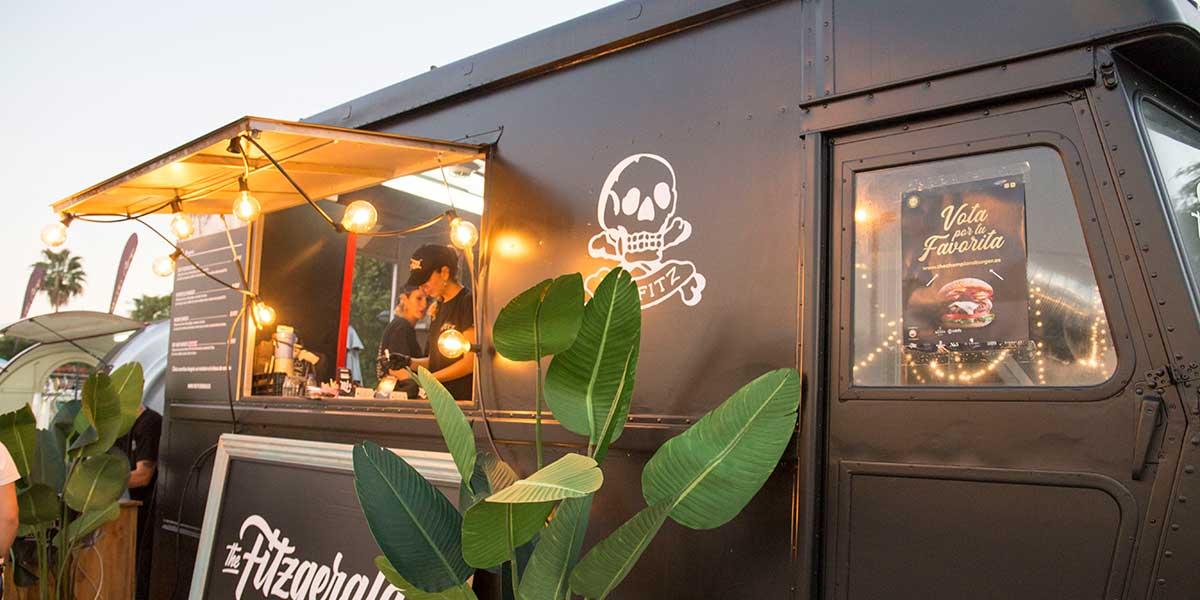 Food Trucks Hamburgueserias Valencia
