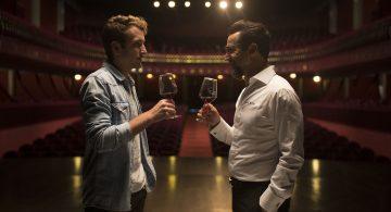 Quique Dacosta y Vinos Alicante DOP dan su primer papel al mejor estudiante de España que  quiere ser actor