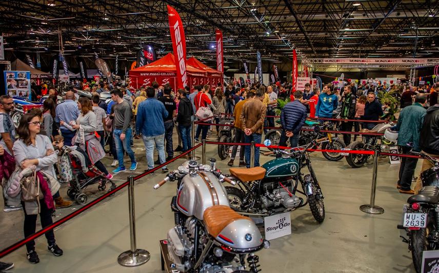 Los salones de la moto 2 Ruedas y bici VLC Bike's amplían su 'Road Show' con exhibiciones, zona gastronómica y una zona exterior de actividades