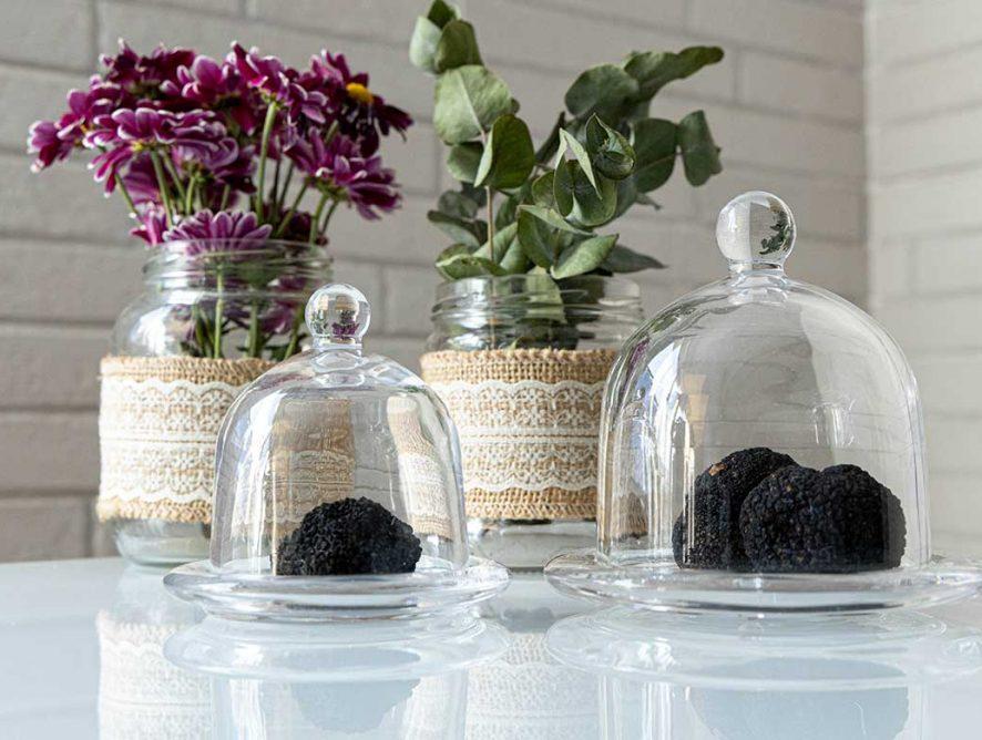 4 recetas de trufa negra para chuparse los dedos