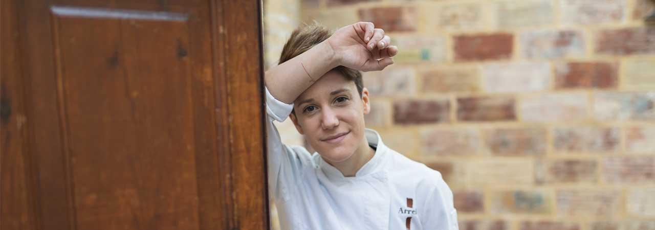 Chef Vicky Sevilla