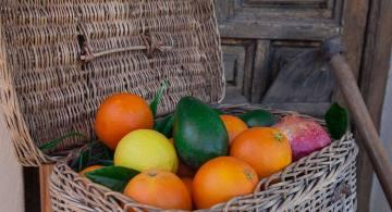 Frutas y verduras de temporada | INVIERNO