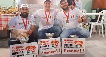 Il Cortile gana el Campeonato de España de Pizza de Autor