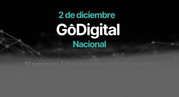 ¡Llegó GoDigital Nacional 2020! - Ahora con más Cámaras Españolas